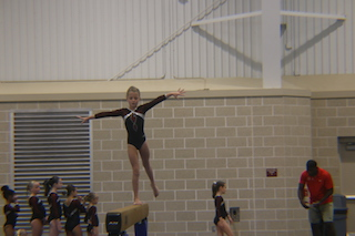 ab766f3b3c6a State Gymnastics Meet Expected to Bring Thousands to Foley | Blog ...
