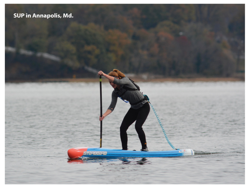 Planning standup paddle boarding events and competitions