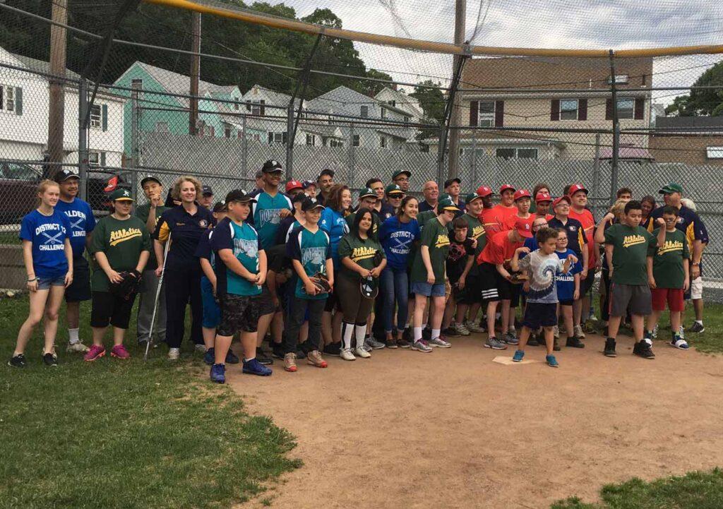 2019 Little League Challenger Division Exhibition Game