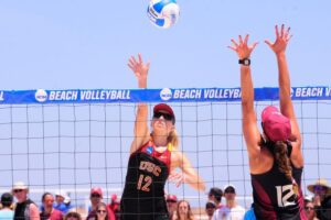 The National Collegiate Athletic Association(NCAA) awarded Orange County Sports Commission the rights to host the Women's Beach Volleyball National Championships for 2025 and 2026 in Huntington Beach, Calif.