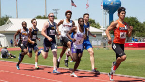 The return of sports events had a major impact for Gulf Shores and Orange Beach, Ala. The city is set to welcome thousands of youth and collegiate student track and field athletes in April and May.
