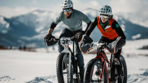 Fat Bike lovers hit the course in the Borealis Fat Bike World Championships, held Jan. 15-17 at the Jackson Fork Ranch in Bondurant, Wyo., near Pinedale.